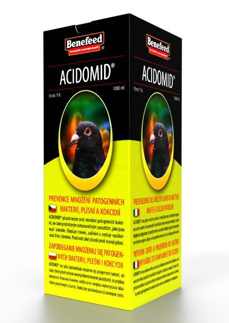Acidomid holub 1000 ml