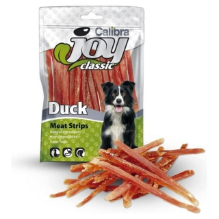 Calibra Joy Dog Classic Duck Strips New 80 g
